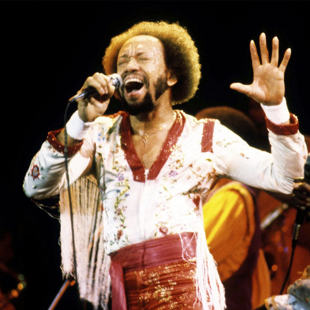 Soul Music Legends Gone But Not Forgotten Maurice White Earth Wind & Fire Thank You for the music RIEP