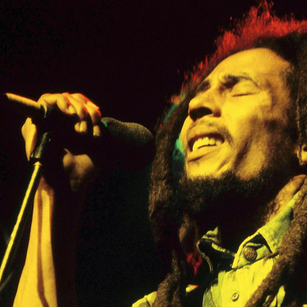Reggae Artist Bob Marley Played on Soulful Etiquette The Radio Show