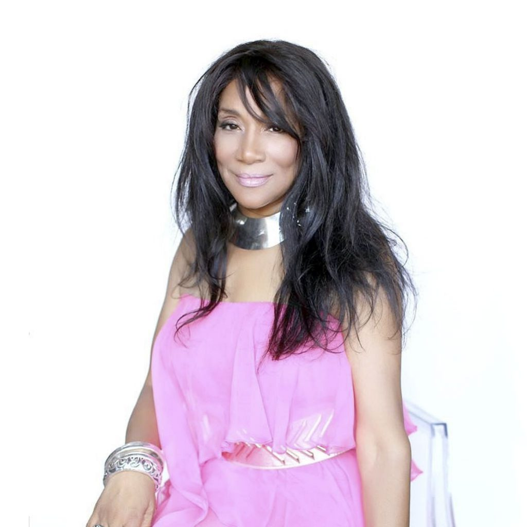 Joni Sledge (September 13, 1956 – March 10, 2017. Thank You For The Music Joni. RIP