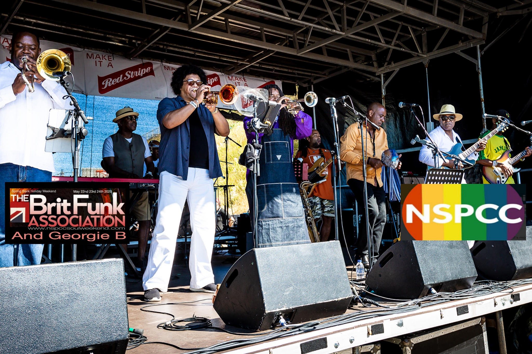 Soulful Etiquette Events Recommends NSPCC Soul Weekend 2020 With The Brit Funk Association