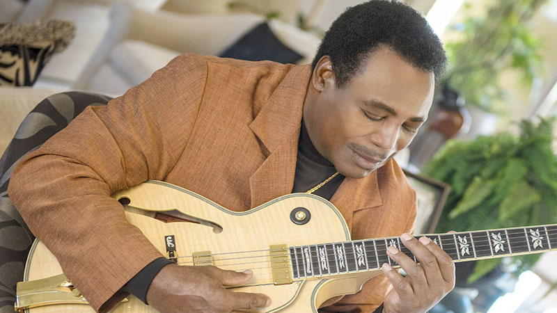 Soulful Etiquette Events Recommends George Benson UK Tour
