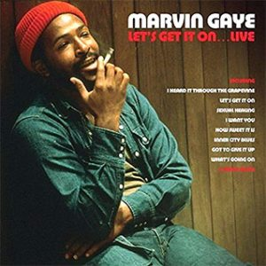 Marvin Gaye Lets Get It On Single played on the Soulful Etiquette Radio Show By Chris Stewart