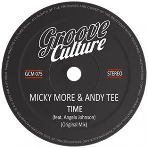 New Music Recent Soulful Record Releases Micky Moore Andy Tee Ft Angela Johnson Time played on the Soulful Etiquette radio Show By Chris Stewart