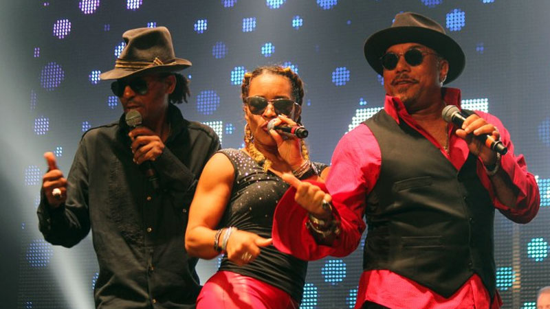 Shalamar on tour in the UK 2020