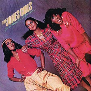 The Jones Girls Nights Over Egypt Single played on the Soulful Etiquette Radio Show By Chris Stewart