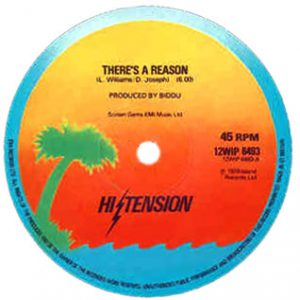 Hi-Tension There's A Reason Single played on the Soulful Etiquette Radio Show By Chris Stewart