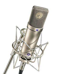Neumann U87 mic