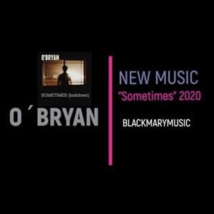 O'Bryan Sometimes Single Played on the Soulful Etiquette Radio Show 10 June 2020