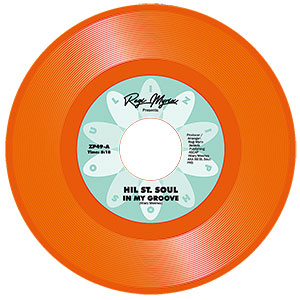 Regi Myrix Presents Hil St Soul In My Groove Single Played on the Soulful Etiquette Radio Show 10 June 2020