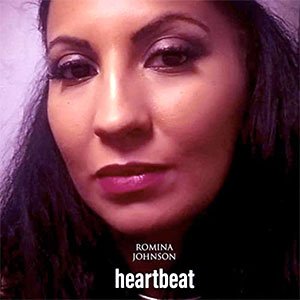 Romina Johnson Heartbeat Album Played on the Soulful Etiquette Radio Show 10 June 2020