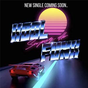 Super DB Band Single Kool Funk re-released 19th June 2020