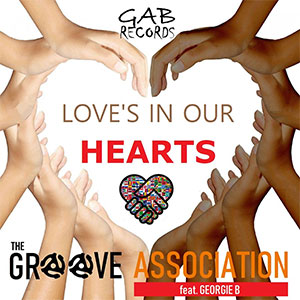 The Groove Association Ft Georgie B new single Love In Our Hearts 1st July 2020