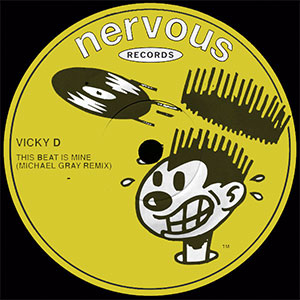 Vicky D This Beat Is Mine Michael Gray Remix Out 26th June 2020