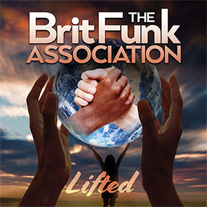 New music Brit Funk Association single Lifted