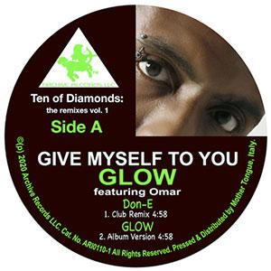 Glow ft Omar Give Myself To You single 202