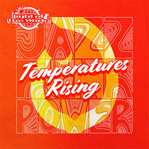New Music Light Of The World Temperatures Rising August 2020