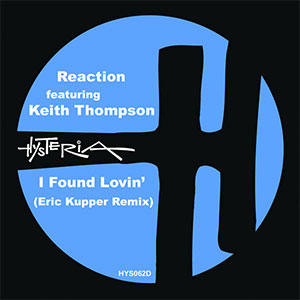 Reaction ft Keith Thompson I Found Lovin Soulful House August 2020