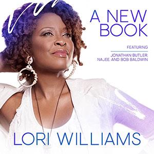 New Music Soulful Record Releases 2021 Lori Williams, A New Book Album March 2021