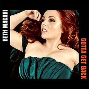New Soul Music Single Release for April 2021 from Beth Macari - Gotta Get Back