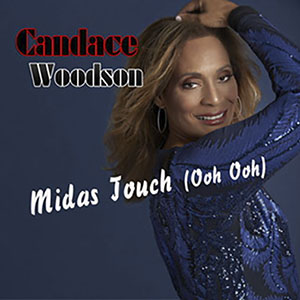 Candace Woodson Midas Touch new single released May 2021