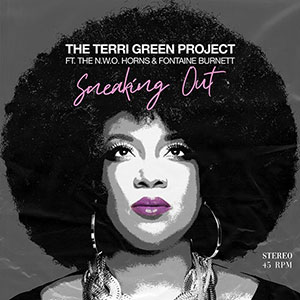 The Terri Green Project New Music May 2021 Title Sneaking Out