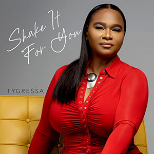 Tygressa with her new single Shake It For You Released October 2021